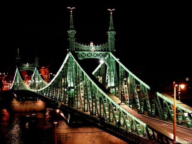 Мост Свободы в Будапеште