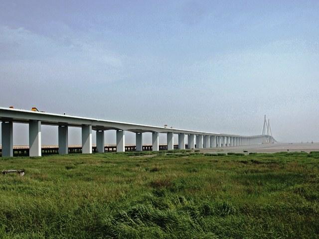 Самый длинный мост в мире.
