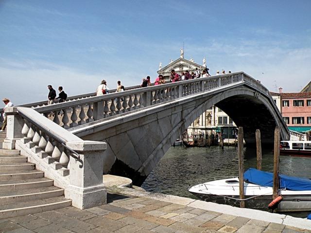 Мост Скальци, мосты Венеции