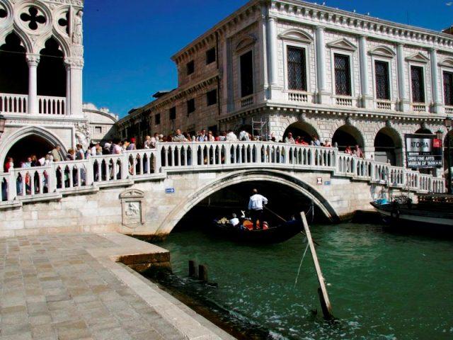 Соломенный мост, мосты Венеции