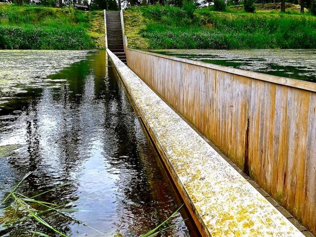 Мост Моисея или Moses Bridge